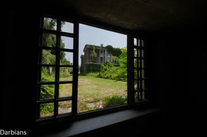 Abandoned Villa Poss Italy