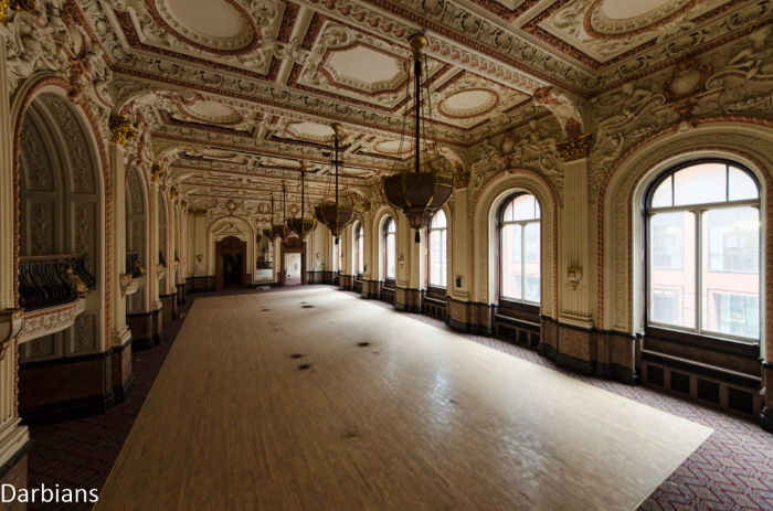 Abandoned Grand Hotel Birmingham