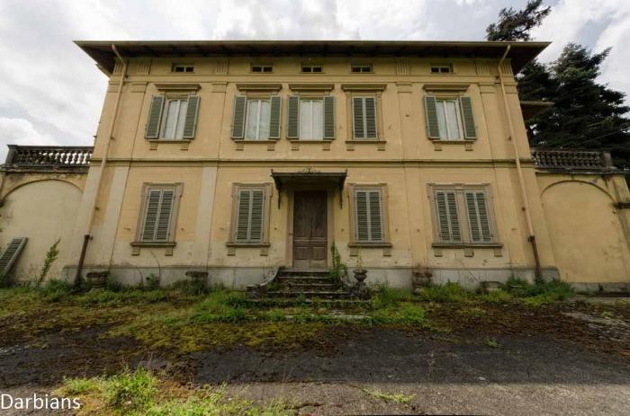 Urbex: Villa Margherita