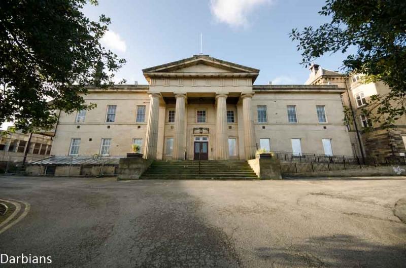 Abandoned Kirklees College