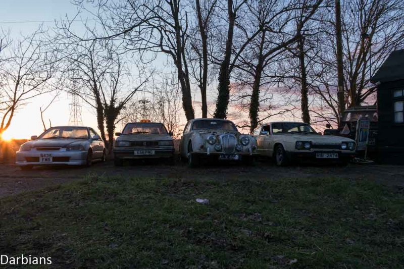 car graveyard suffolk