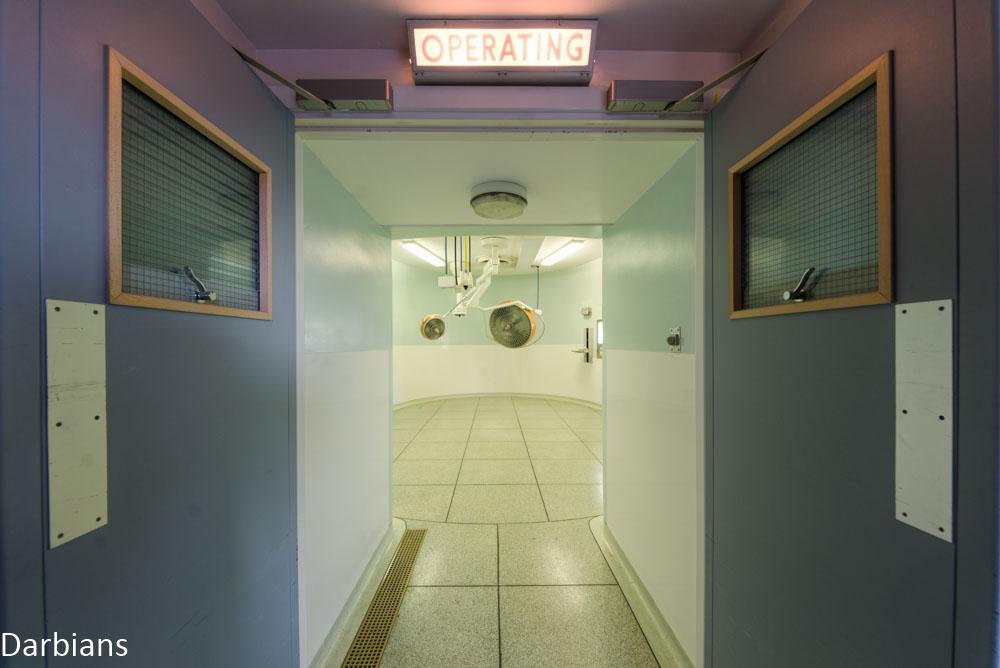 Abandoned Hospital UK.
