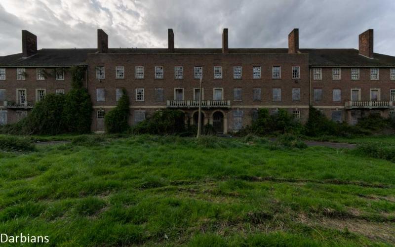 Abandoned RAF Manby