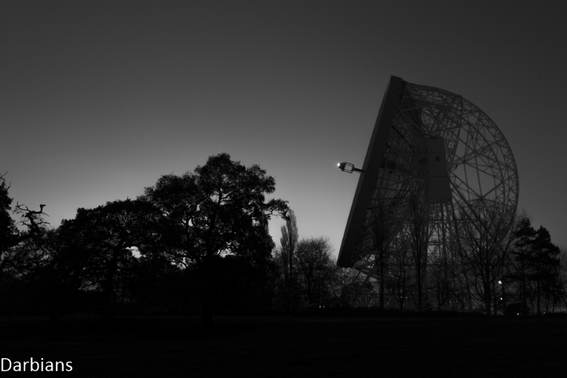 Lovell Telescope Jodrell Bank