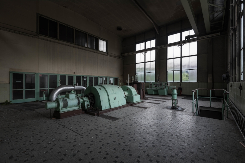 Abandoned Power plant Germany