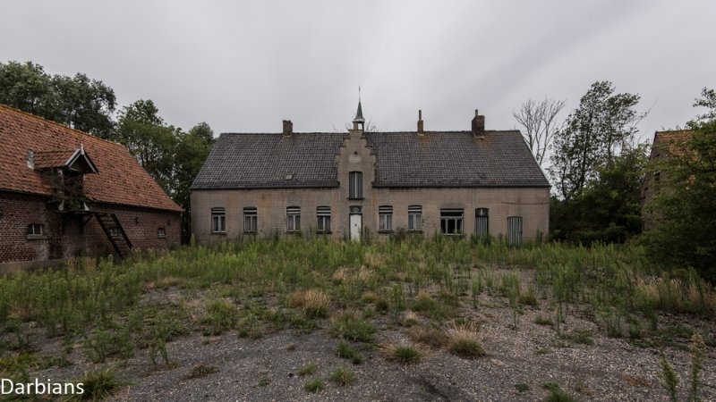 Abandoned Farm House Belgium