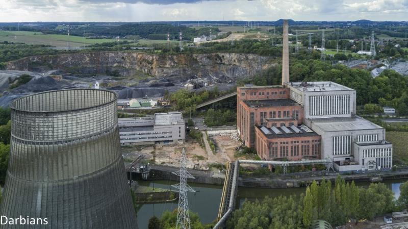 Abandoned Power Station Belgium
