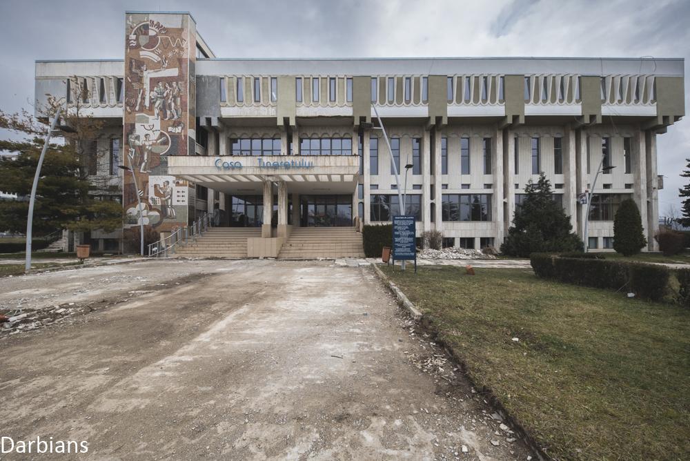 Abandoned Romania