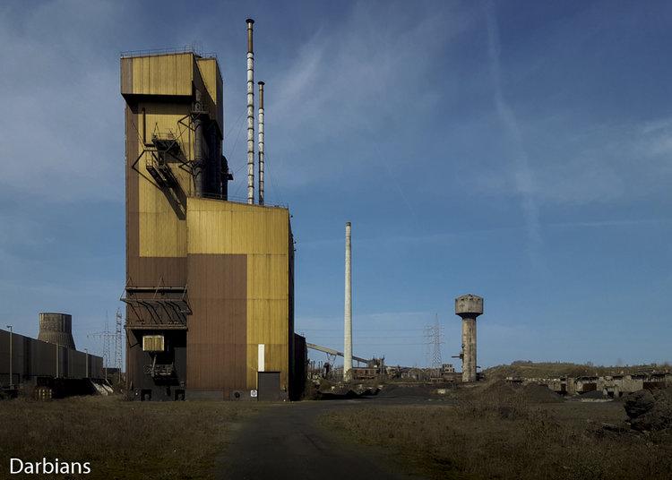 Coal Pulverising Plant Belgium