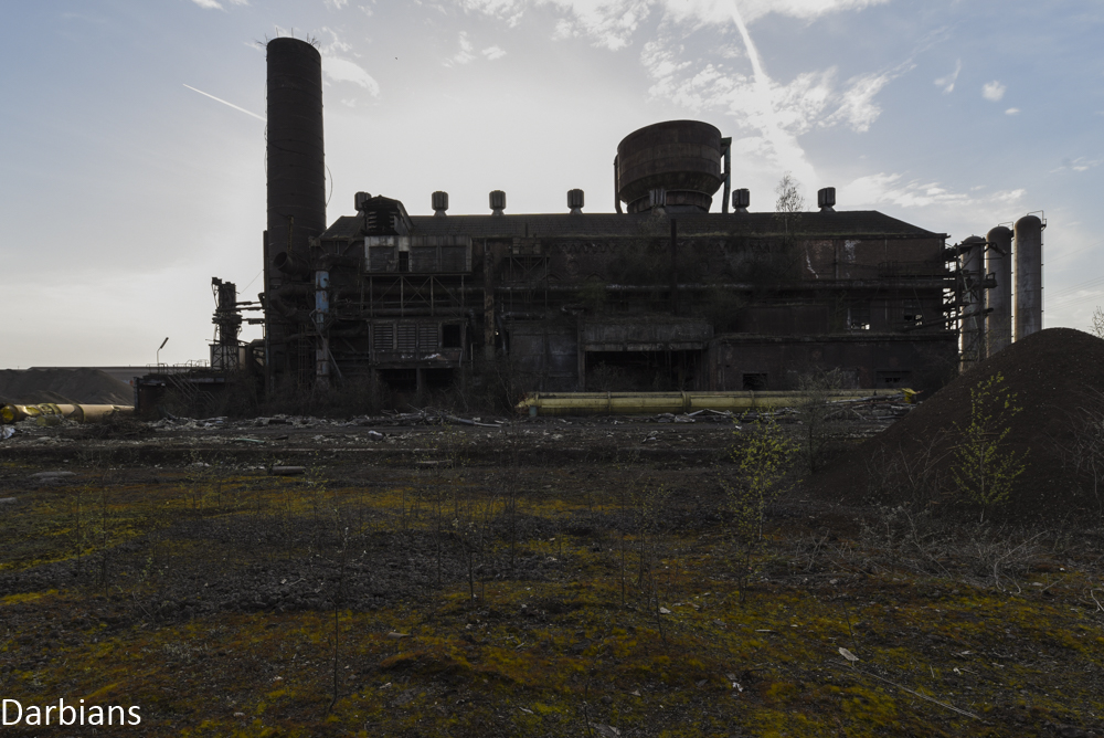 Abandoned Power Station Charleroi