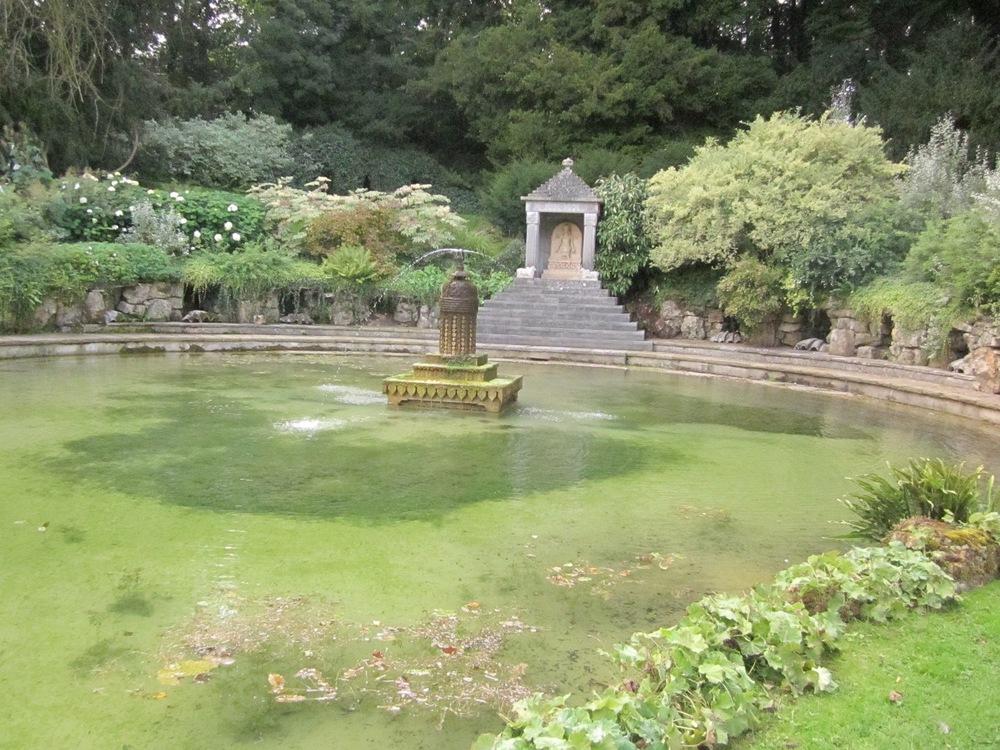 Sezincote's Fountain