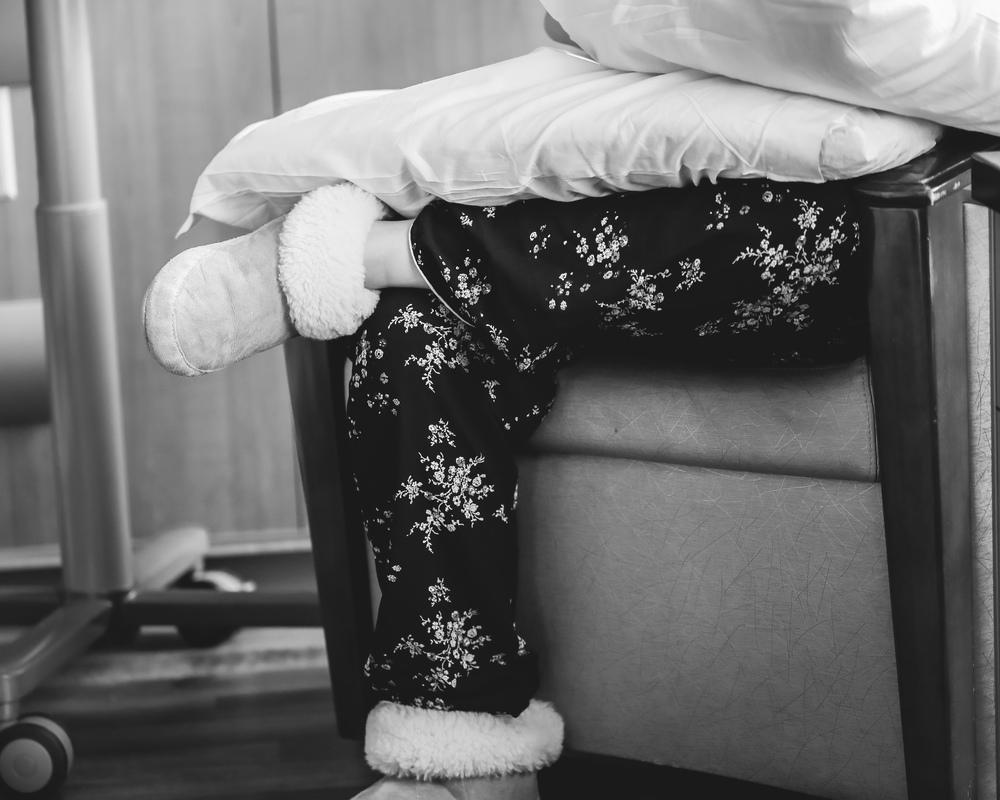 mommy legs