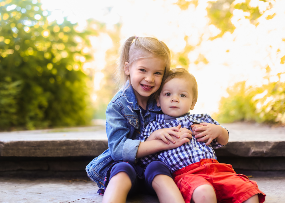 big sister little brother siblings family photography jenny grimm