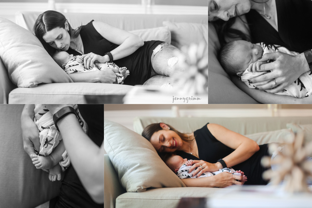 newborn lifestyle photographer jenny grimm