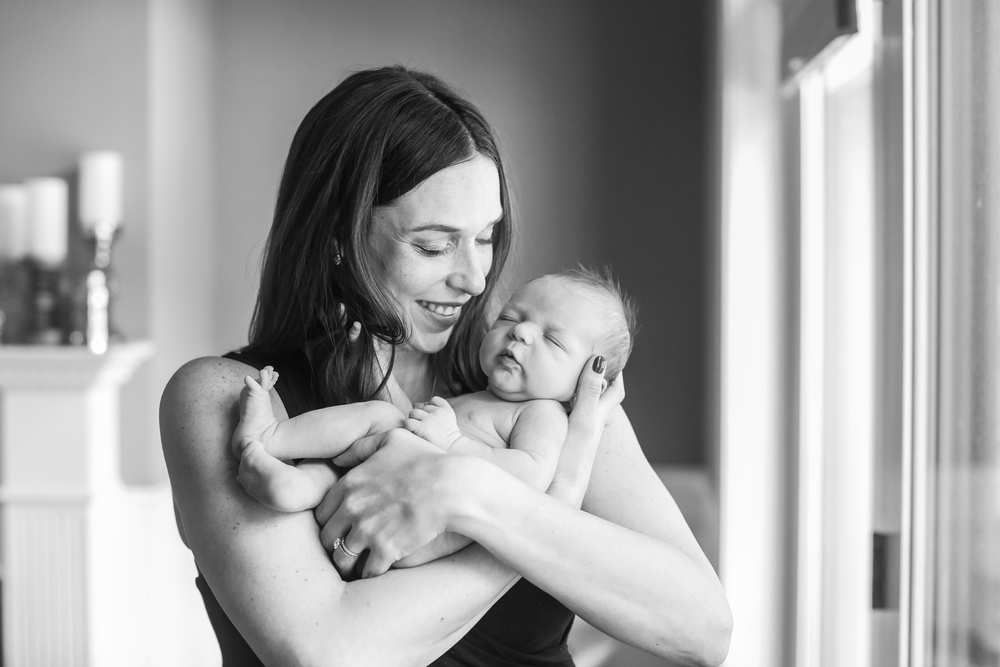 chicago newborn photographer lifestyle jenny grimm