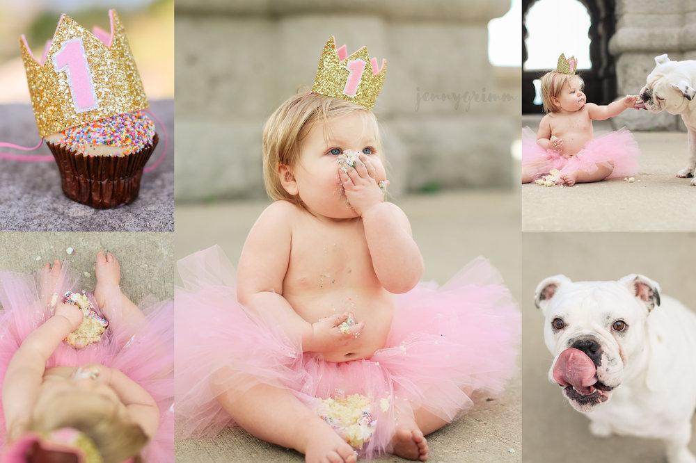 chicago birthday baby lifestyle photographer jenny grimm