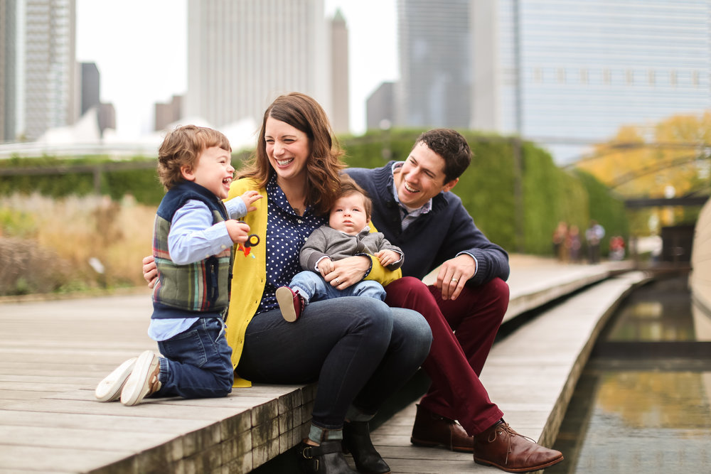 chicago fall family photographer jenny grimm