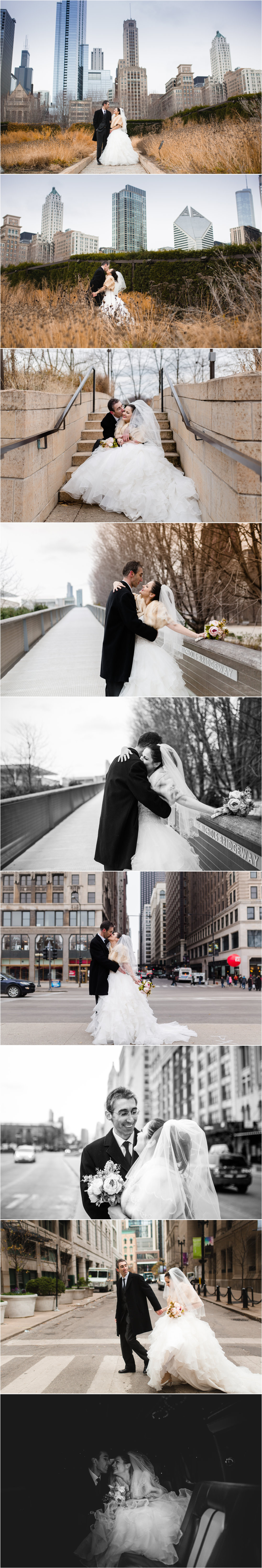 downtown chicago jenny grimm lifestyle elopement wedding photography