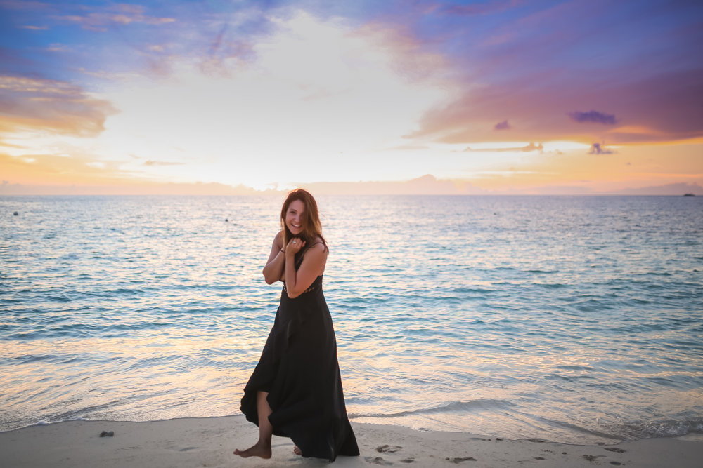 jenny grimm travel destination family lifestyle beach sunset photographer
