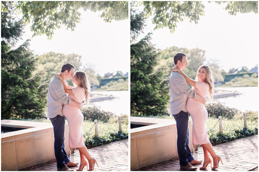 maternity pregnancy chicago lifestyle photographer jenny grimm