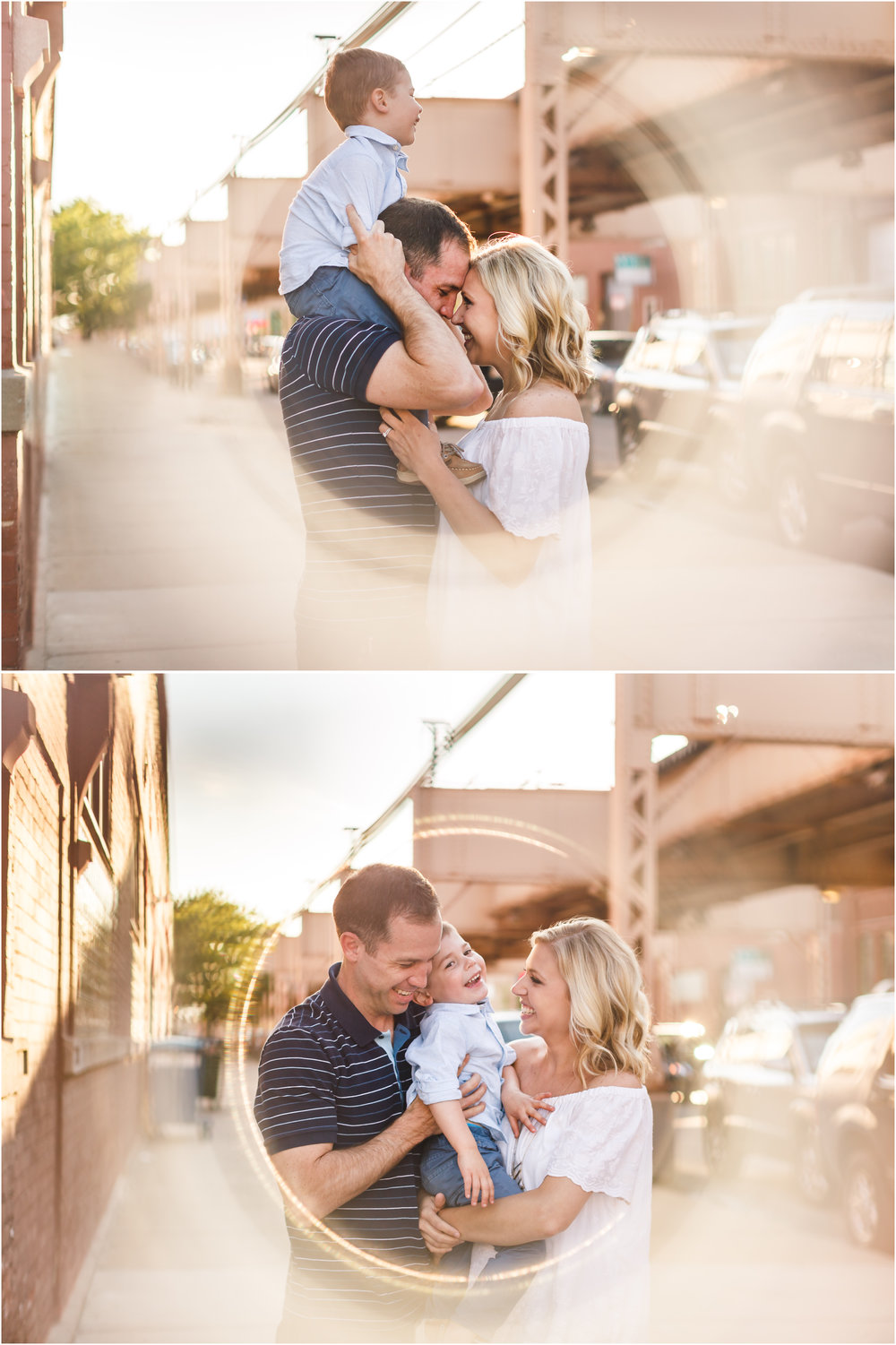CHICAGO urban city lifestyle family photographer jenny grimm