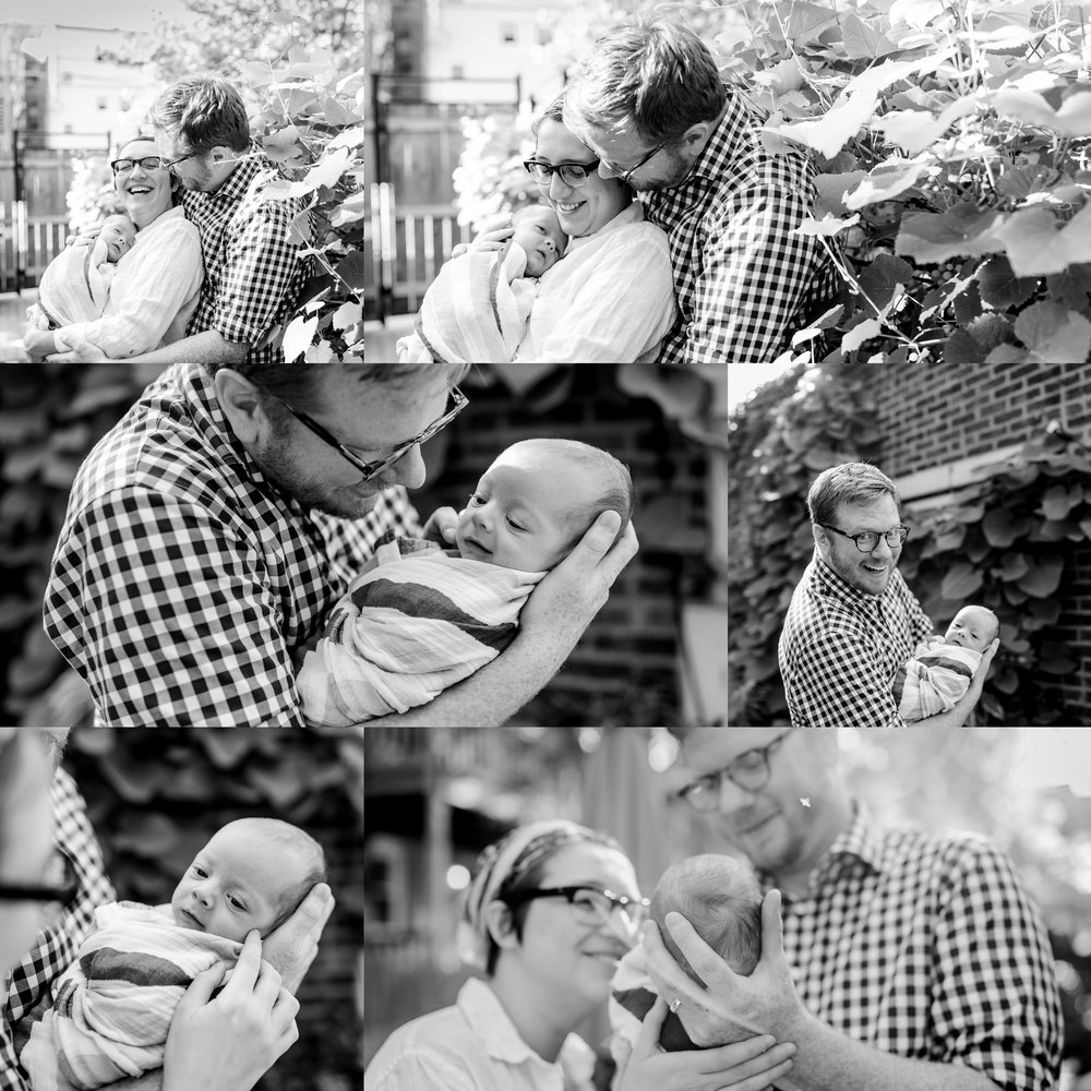chicago andersonville newborn lifestyle photographer jenny grimm photography