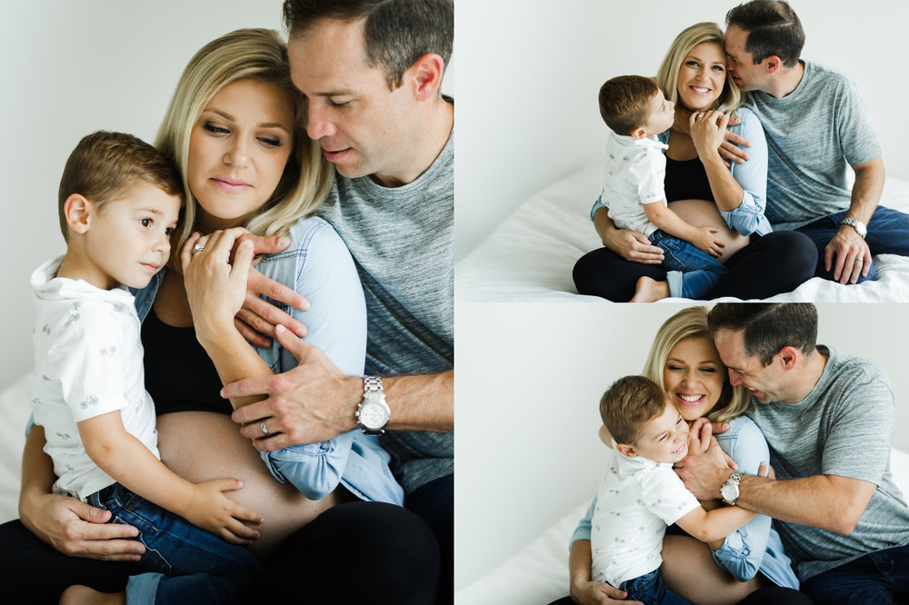 chicago family lifestyle maternity studio session jenny grimm photography