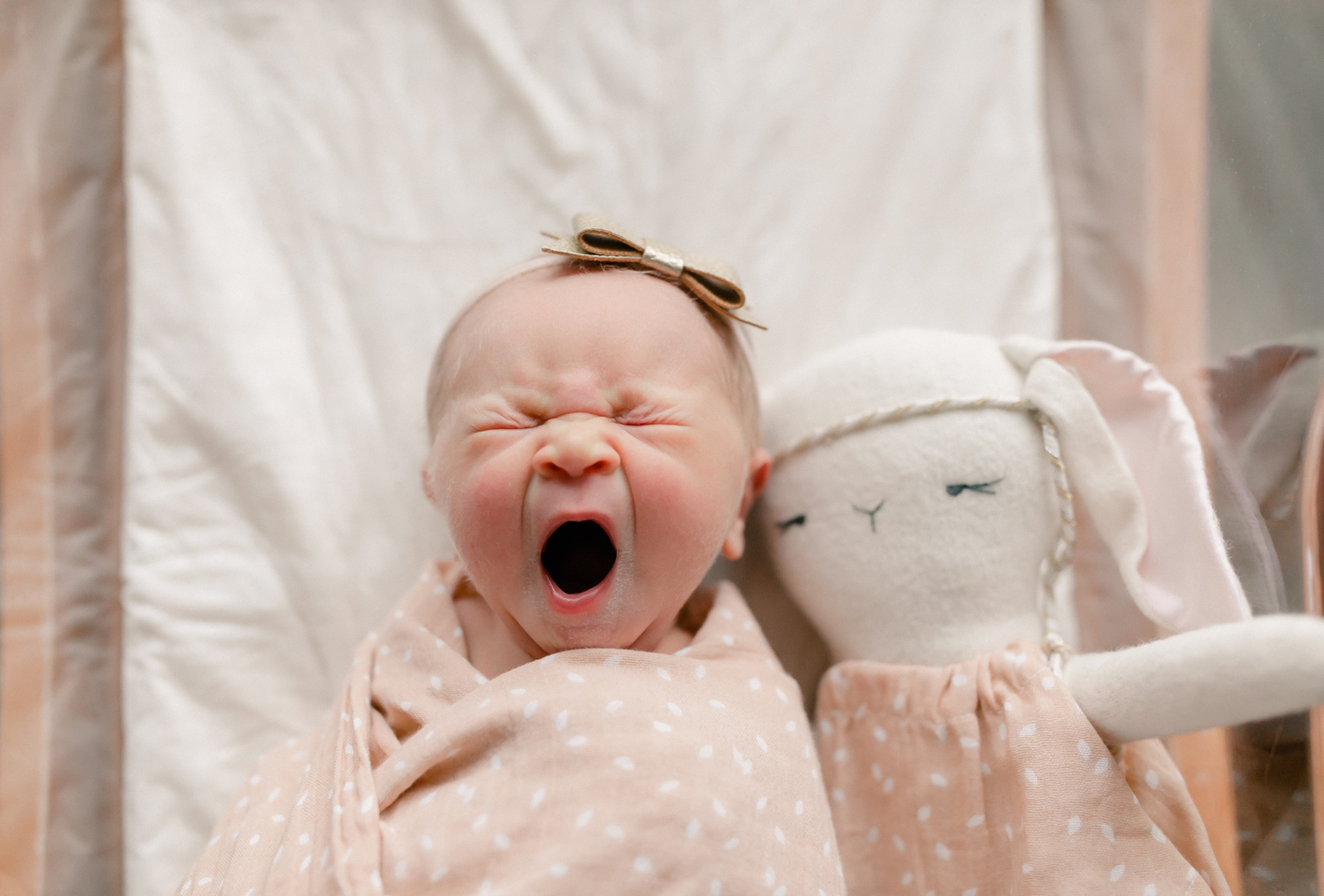 Parent tips for hospital newborn photography sessions