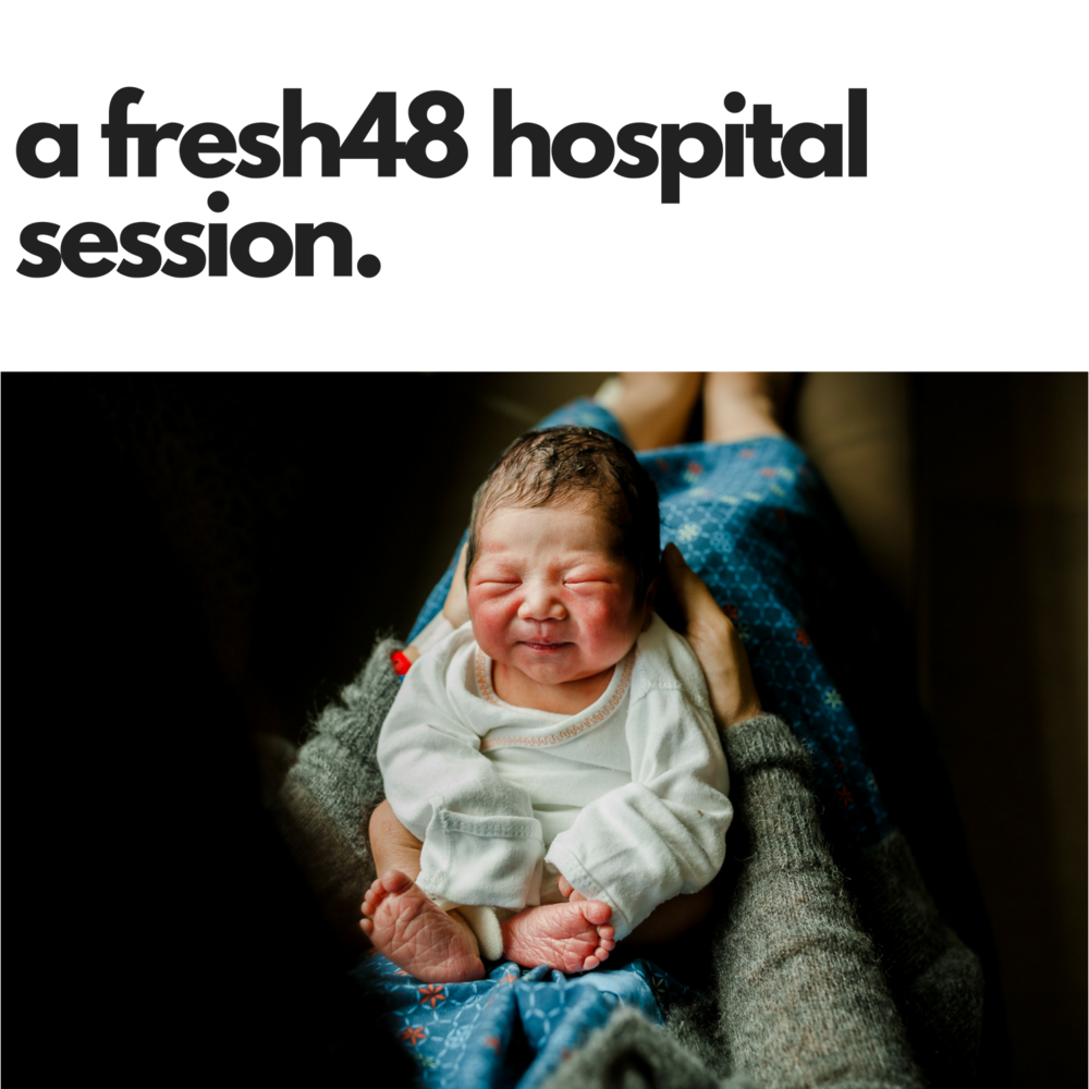 Jenny grimm chicago lifestyle hospital newborn fresh48 photographer