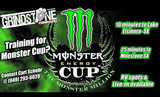 Heading to Cali to get ready for @monsterenergycup Make grindstone your launchpad! #lifeonthegrind #makingdreamsreality