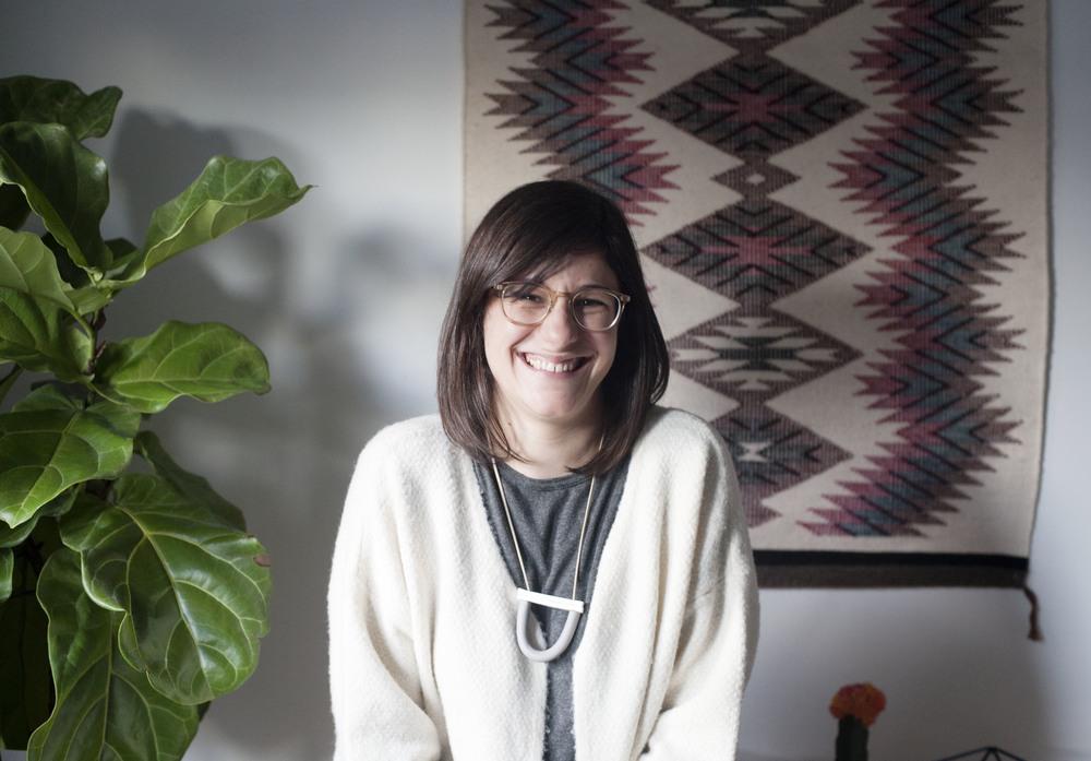 Meagan Durlak Design Lead, 30, Fort Greene