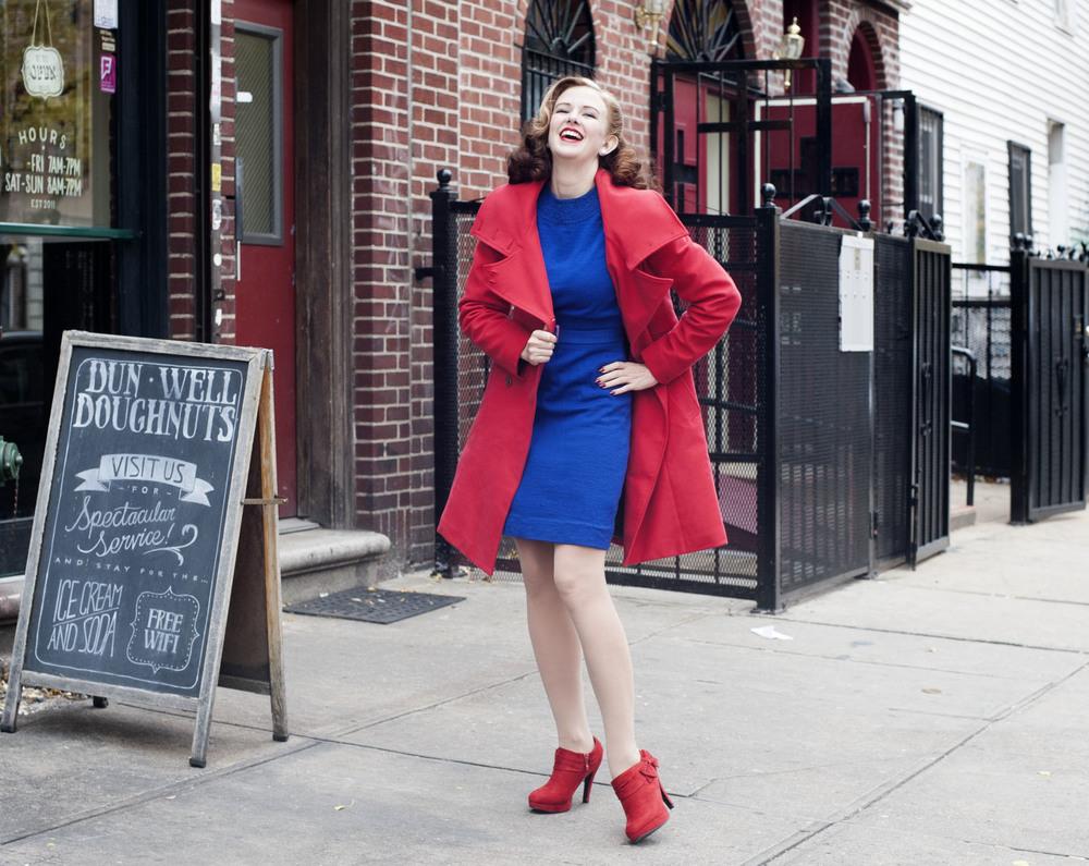 Bettina May Glamour Boss, 35, Bushwick