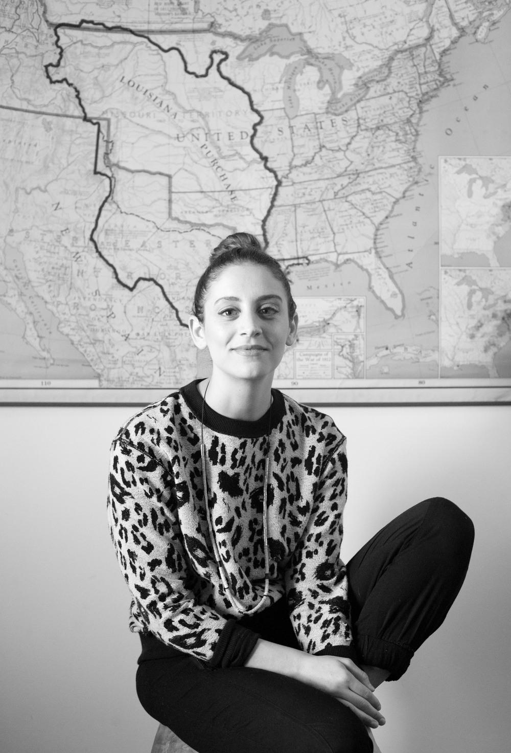 Heather Luipold Graphic Designer, 29, Williasmburg