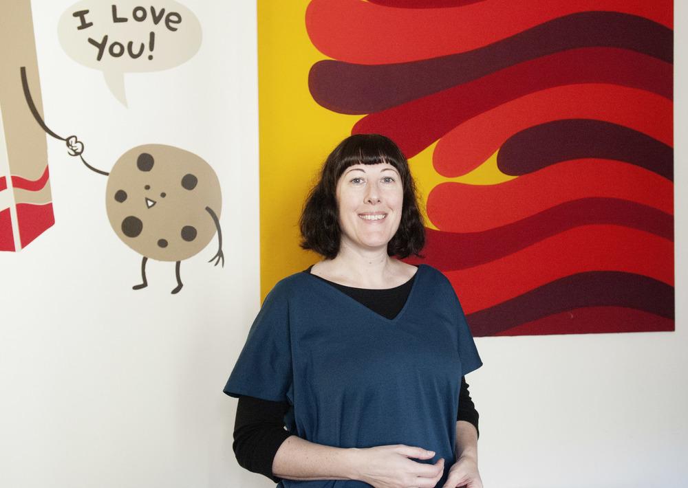 Joanna Lisowski Software Engineer, 41, Williamsburg