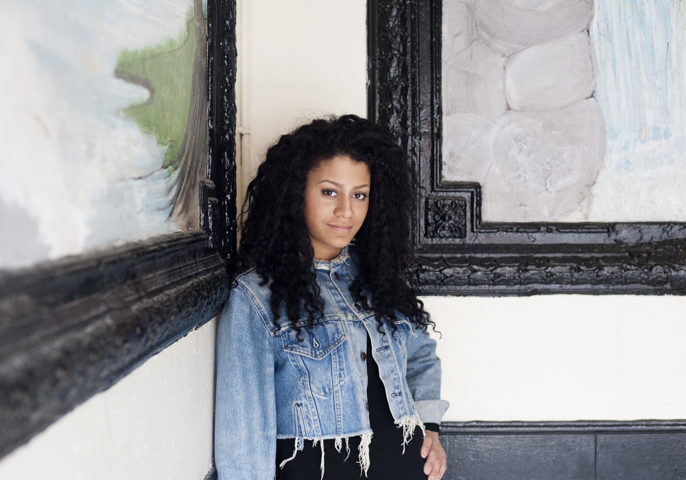 Bianca cox   Hair stylist and entrepreneur, 22, Prospect Park South