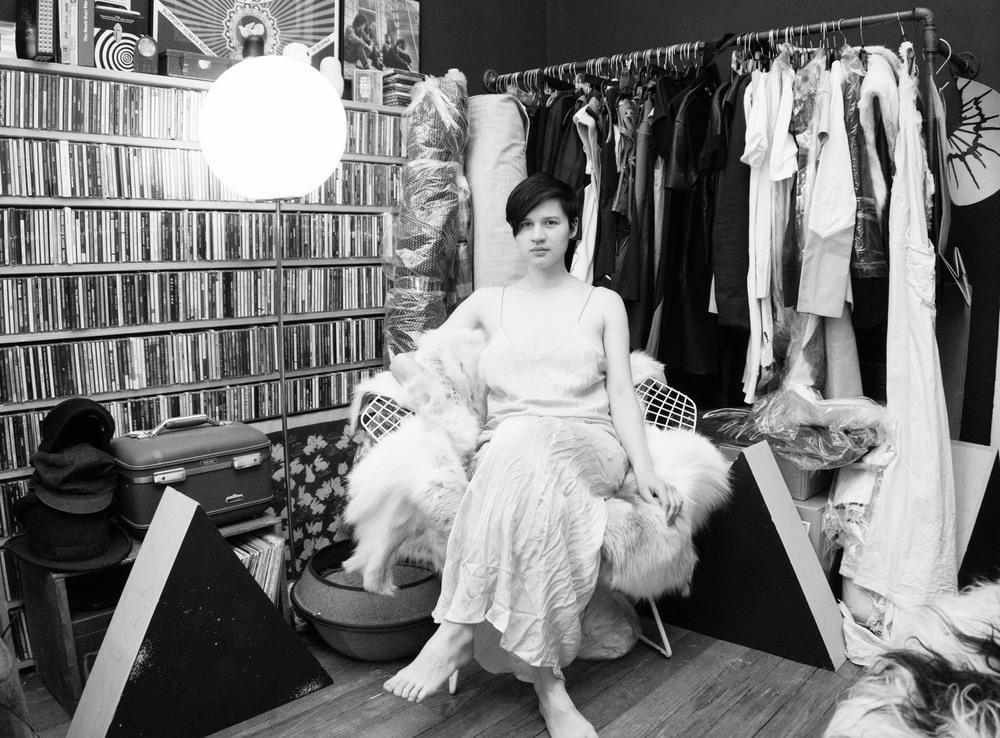 titania inglis Fashion Designer, Williamsburg