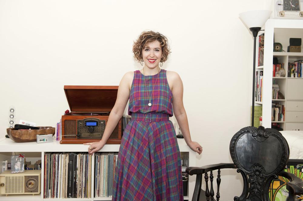 Eleanor Kagan Audio Producer, 27, Prospect Heights