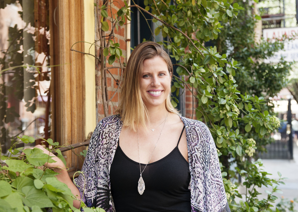 Ashley Smith Entrepreneur, 31, West Village