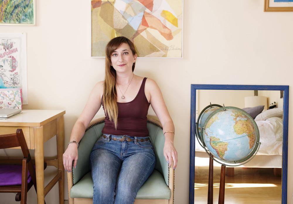 kate mayerson Urban Planner, 30, Los Feliz