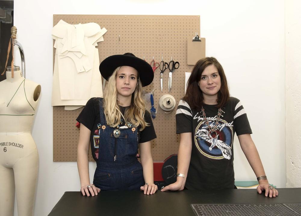 daisy hartmann & elizabeth nesmith Designers, Greenpoint