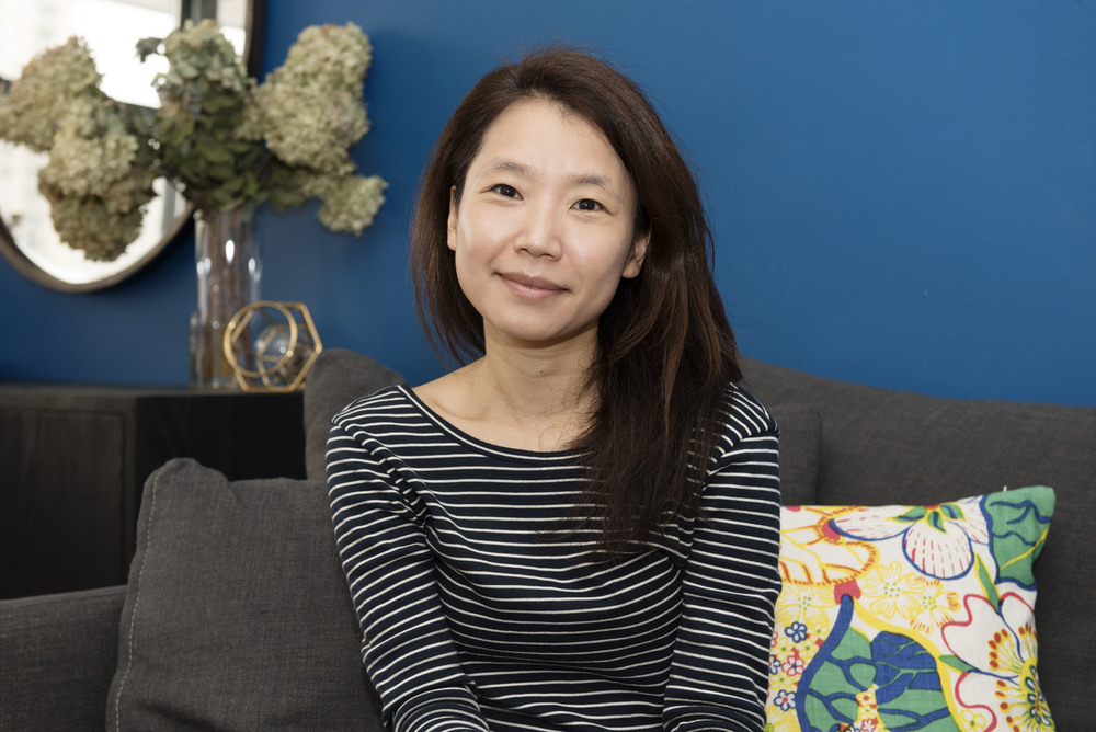 jee-won yang Investment Banker, 38, Gramercy