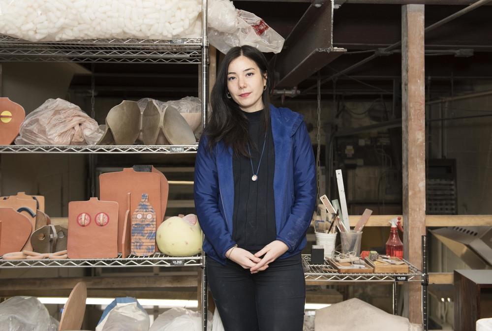 jenny blumenfield Ceramicist, Greenpoint