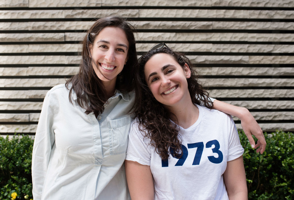 jordana kier & alexandra friedman Founders of LOLA, Chelsea and Brooklyn Heights