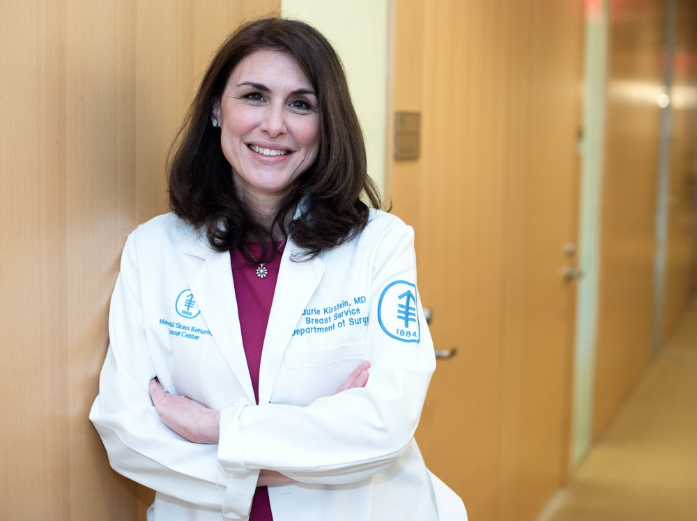 dr. Laurie kirstein Breast Surgical Oncologist, Upper East Side