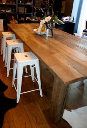 Bespoke French Oak Furniture Range