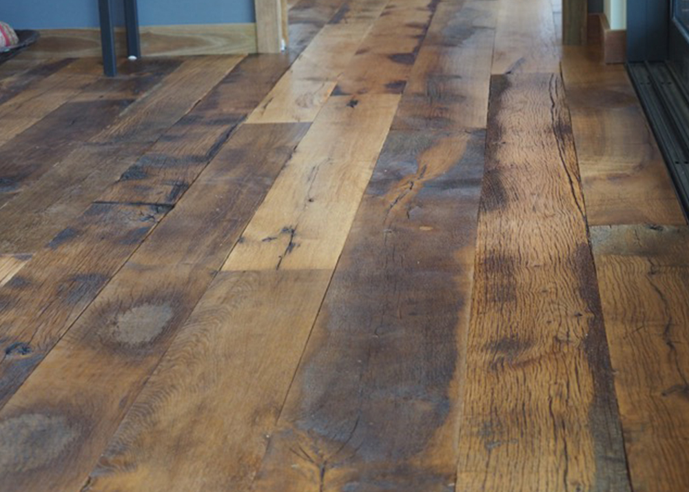 Portfolio Antique French Oak French Oak Flooring