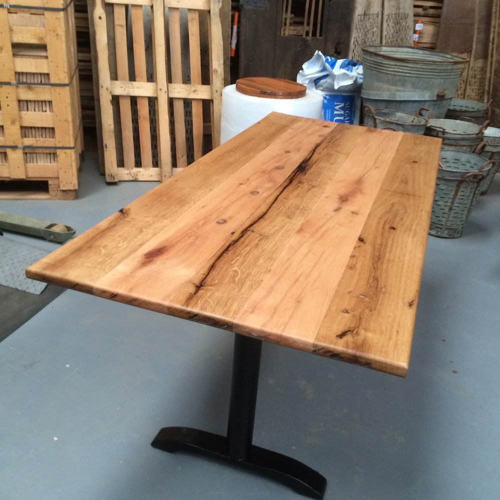 Custom Made French Oak Table