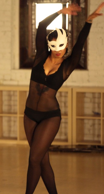 Fannie Sinclairs' Burlesque Review 2014