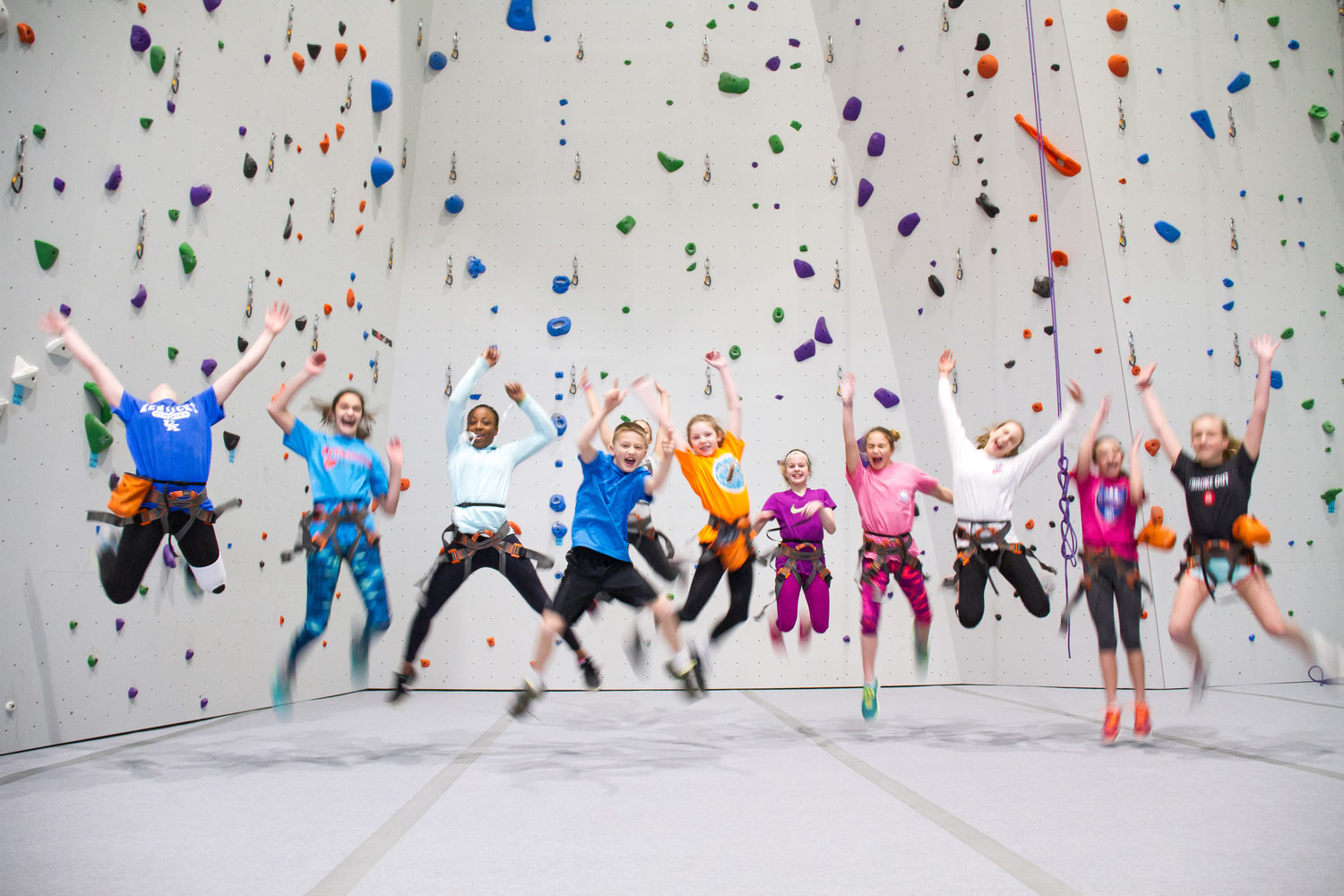Onsight Rock Gym • Indoor Rock Climbing • Knoxville, TN-Parties