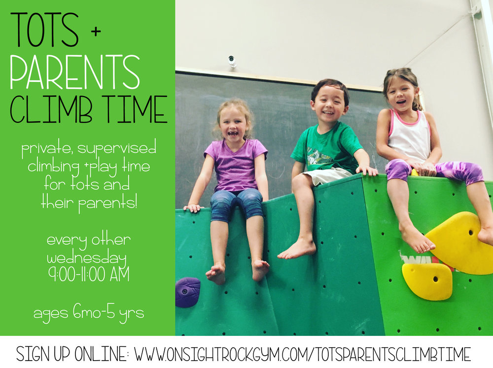 Onsight Rock Gym Indoor Rock Climbing Knoxville Tn Tots